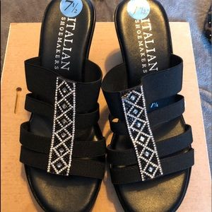 🐞NWT Italian shoemakers wedges size 7.5